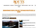 Voyage Route de la Soie