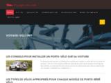 Guide d'utilisation du porte-vélo et de ses accessoires