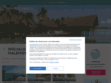 Voyage aux Maldives sur mesure � Agence de voyage Spécialiste du séjour individuel & circuit aux Maldives - Maldivesveo