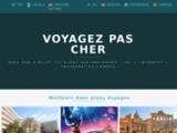 Voyagez Pas Cher : trouver les meilleurs prix pour vos vacances pas cheres