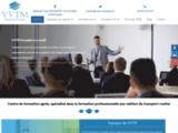 VVTM Formation : Centre de formation aux métiers du transport routier