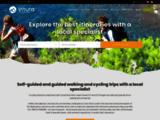 Escapade à pied et à vélo en Provence