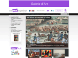 Galerie d'art en ligne internationale en e-commerce 3D secure, de l'art ancien