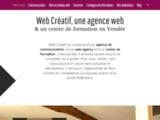 Agence Web Créatif en Vendée : communication visuelle et multimédia