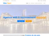 Web Dijon : Création de site internet, webmarketing et référencement