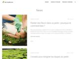 Web et Jardin - Plantes et accessoires de jardin sur Internet