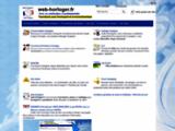 Web Horloger - Vente en ligne outils et de fournitures pour l'horlogerie