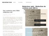 Web Redacteur - Faire le choix d'un redacteur web