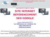 Création de sites internet et référencement