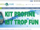 Web O Pure: vente cartouches filtrante, osmoseurs, adoucisseurs,membranes