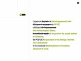 Agence Web Grenoble - Webu