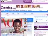 Zenaba, Magazine black , Webzine feminin afro