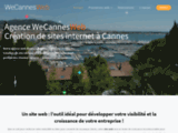 Création de site internet et référencement web par WeCannesWeb.fr