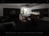 Wels Décoration - Cuisines haut de gamme Leicht à Antibes (06)