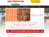 Couverture Charpente Ravalement Rénovation Entretien Réparation - 83 Puget-sur-argens - Artisan Welty