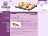 Sushi Nice - restaurant Japonais a emporter - cuisine japonaise 06