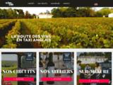Découvrez le vin bordelais avec Wine Cab