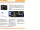 WiNRADiO France récepteurs radio pilotés par ordinateur