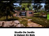 Studios de jardin et maisons écologiques en bois
