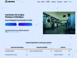 Impression 3D en ligne Plastique & Métal