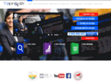 Yziprod: création de site internet professionnel