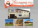 Construction maisons individuelles, ain , mâcon, saône et loire, feillens, zaccagnino fils