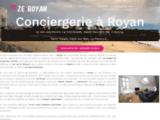 Votre conciergerie à Royan