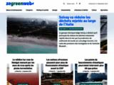 zegreenweb.com - le site des emplois verts