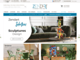 Mobilier design, luminaire et déco intérieur et extérieur - Zendart Design