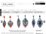 Zoé & Nina - Bijouterie en ligne - Bijoux Zoé & Nina - Boutique en ligne de bijoux haut de gamme