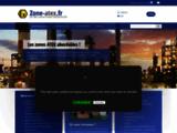 Zone Atex norme lampe matériel Atex zonage directive caméra