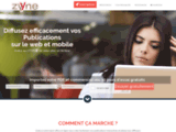 E-catalogue, flipbook, pageflip et  pdf interactif