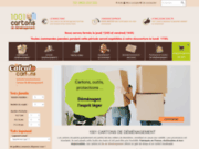 1001cartons : le spécialiste du déménagement