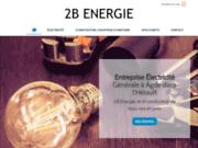 Votre électricien chauffagiste 2B ENERGIE à Agde