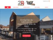 2R Bâtiment à Semécourt
