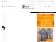 Boutique et marque de t shirts et textiles pour homme, femme et enfant