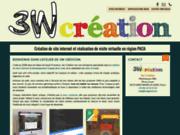 3w-Création - Création de site internet dans les Alpes-de-haute-Provence