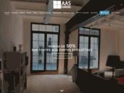 Aas Châssis : vente et installation de châssis à Bruxelles