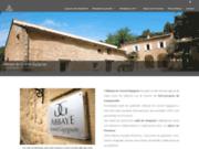 Abbaye Gigognan en Provence