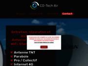 Spécialiste antenne, parabole, internet par satellite et WiFi