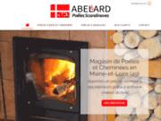 Abelard Décoration, magasin de poêles près d'Angers