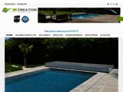 Abri pour piscine - EC Creation