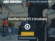Chauffeur VTC à Strasbourg