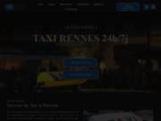 Réservation de taxi en ligne