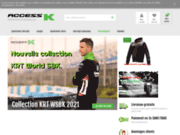 Vêtements & équipement quadeur Kawasaki - Access-K