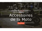 Accessoires de la moto, pièces détachées moto