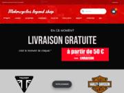 Motorcycles Legend Shop, accessoires pour motards