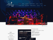 Ecole et orchestre d'accordéon de Bulle, en Suisse