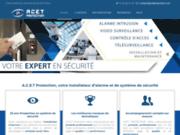 Acet protection: pour l'installation de votre système de sécurité
