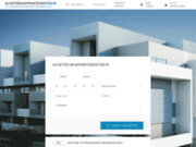 Acheter un appartement neuf